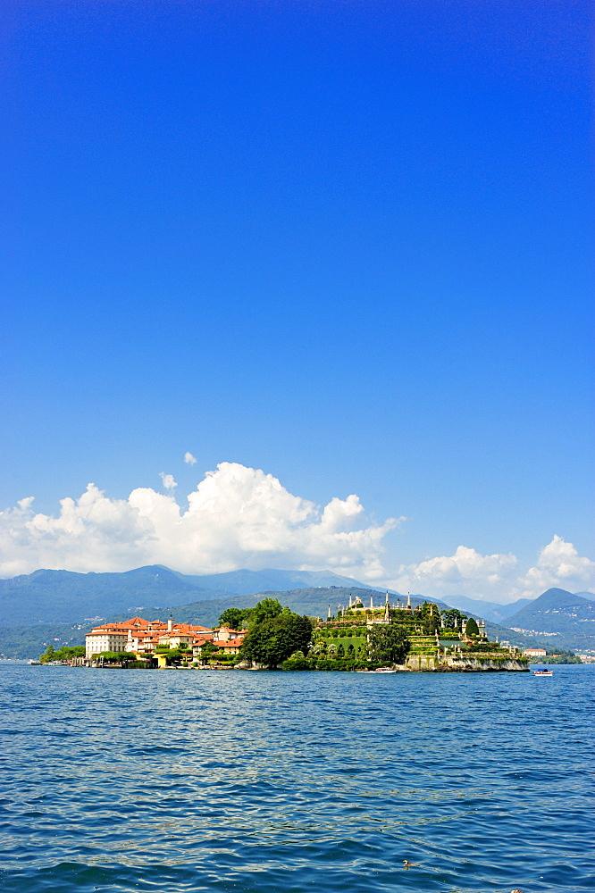 Isola Bella island, Borromean Islands, Stresa, Lago Maggiore lake, Piedmont, Italy, Europe