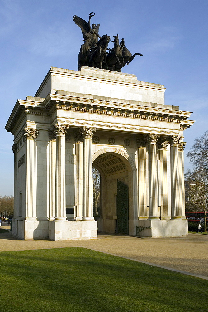 Wellington Arch, London, England, United Kingdom, Europe
