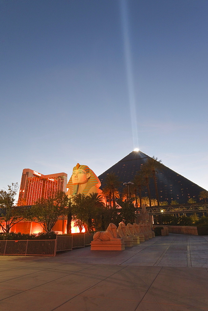 Luxor, Bracken, Las Vegas, Nevada, USA, North America