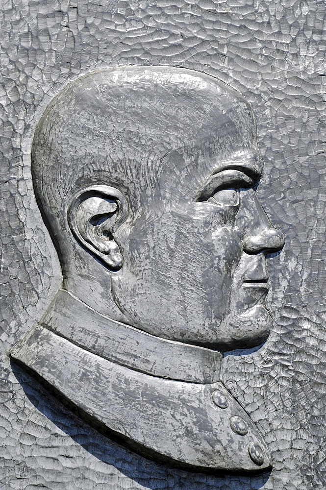 Priest Franz Hoffmeister, Heimatbund homeland federation, slate mining, museum of local history, Holthausen, Schmallenberg, Sauerland, North Rhine-Westphalia, Germany, Europe