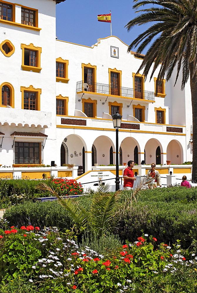 Town hall, Tarifa, Andalusia, Spain, Europe