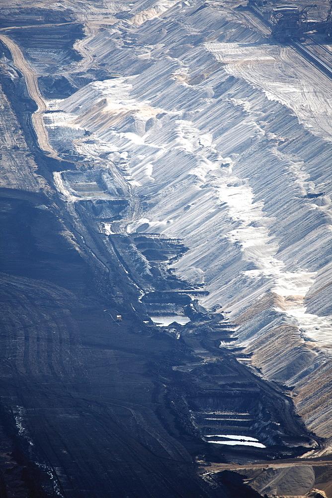 Hambach Tagebau, brown coal, Rhein-Erft-Kreis, North Rhine-Westphalia, Germany