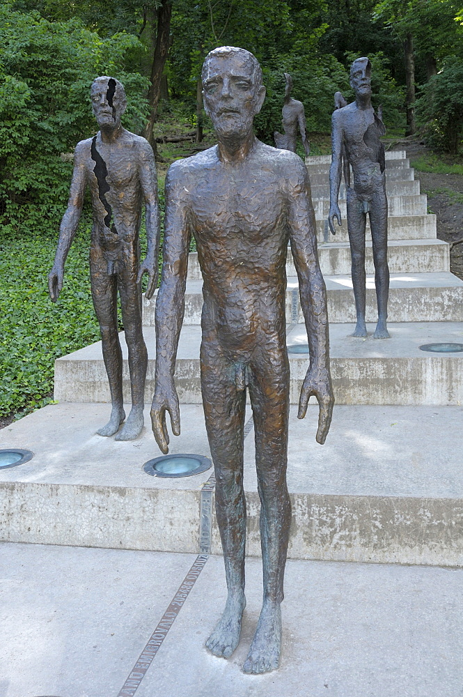 Memorial for the victims of communism, Prague, Czech Republic, Europe