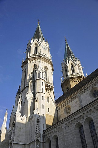 Collegiate church, Monastery Klosterneuburg, Lower Austria, Austria