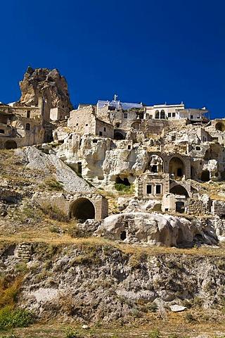 Ortahisar, Cappadocia, Central Anatolia, Turkey, Asia