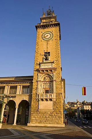 Torre Cadutti, Bergamo, Lombardy, Italy, Europe