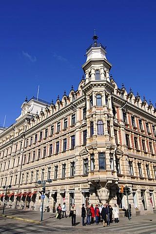 Hotel Kaemp, Esplanade, Helsinki, Finland, Europe
