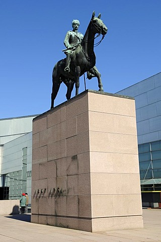 Mannerheim Memorial, Helsinki, Finland, Europe