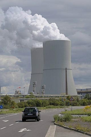 Lippendorf Power Station, Saxonia, Germany, Europe