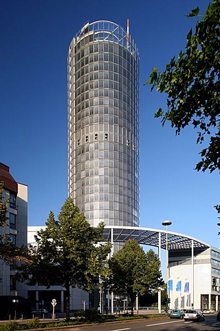 RWE Tower, Essen, Ruhr Area, North Rhine-Westphalia, Germany, Europe