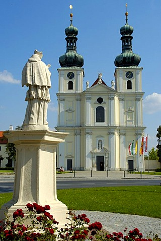 Pilgrimage church Frauenkirchen Burgenland Austria