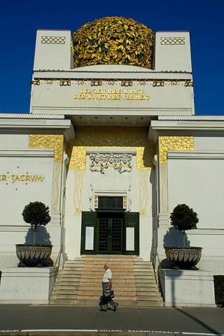Art nouveau Vienna Austria