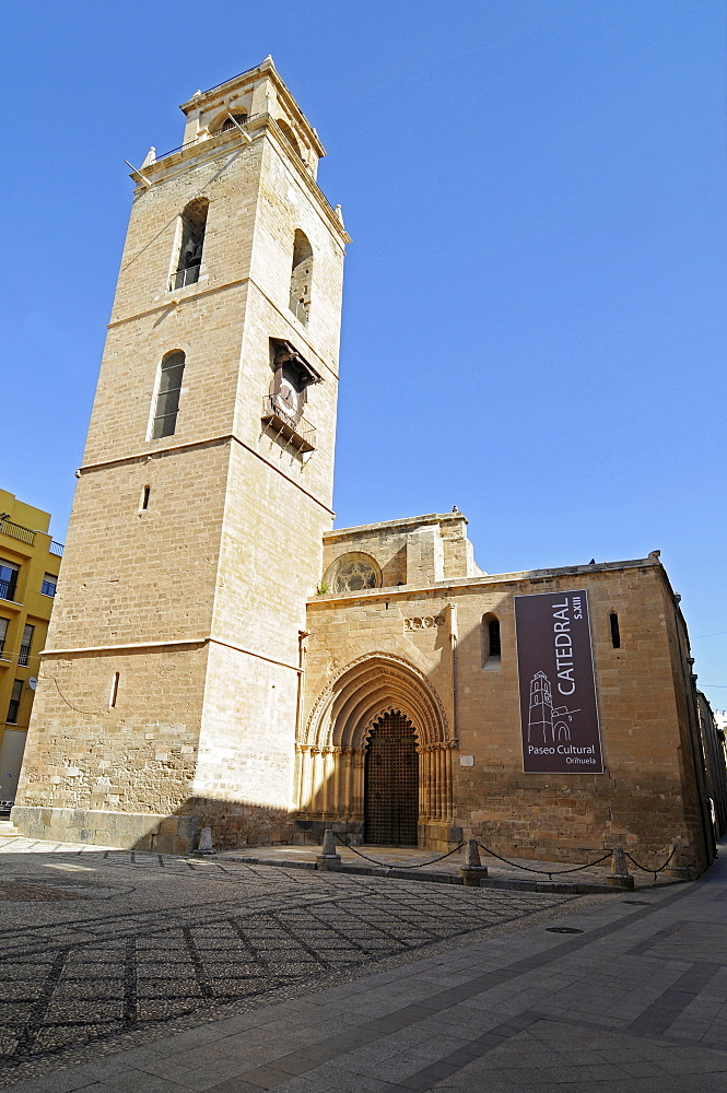 Cathedral, Orihuela, Alicante, Spain