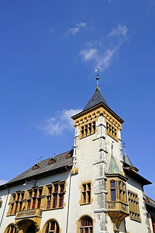 Concert hall, musical theatre, Solothurn, Switzerland, Europe