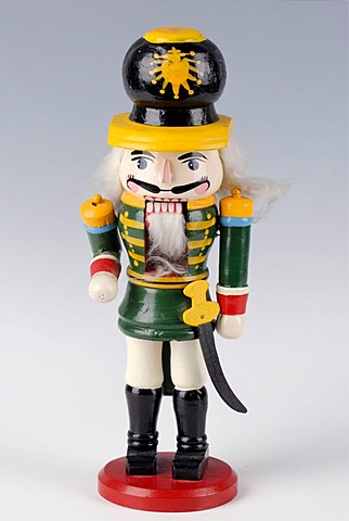 Nutcrackers from Erzgebirge Saxonia Germany from a private collection