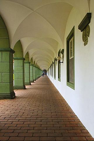 Benedictine priory, Ottobeuren, Bavaria, Germany