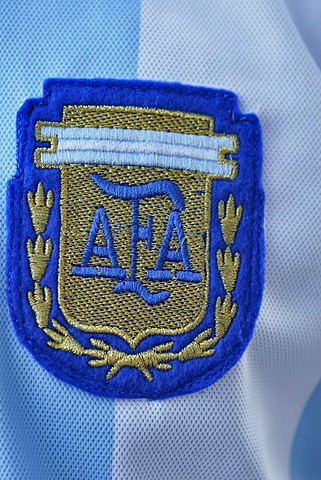 Coats of arms of the Argentine football association