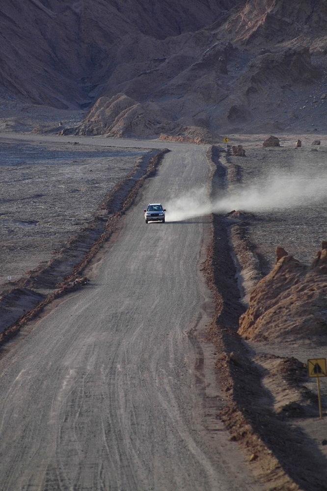Valle de la Luna (Moon Valley), San Pedro, Atacama desert, Chile, South America