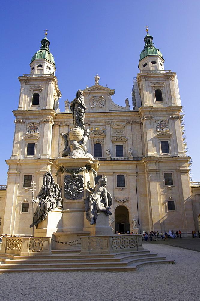 Cathedral, Salzburg, Austria, Europe
