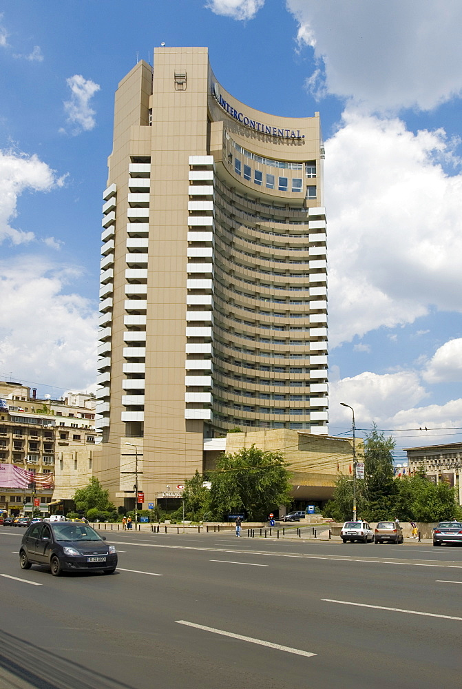 Hotel Interconti, Bucharest, Romania