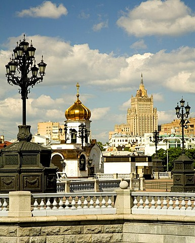 Moscow, Russia, East Europe, Europe