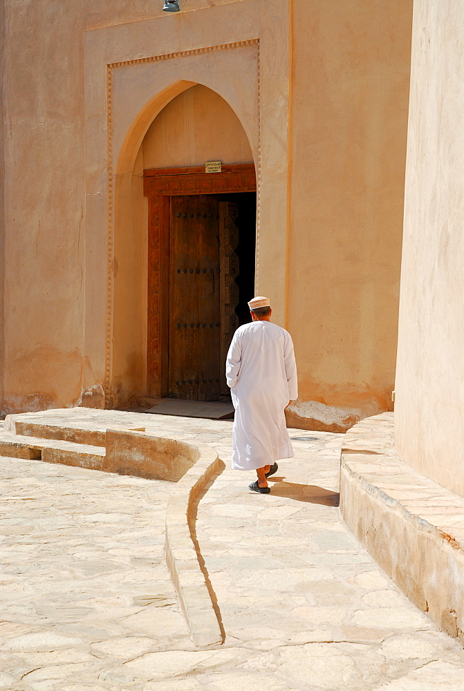 Fortress of Nizwa, Nizwa, Oman