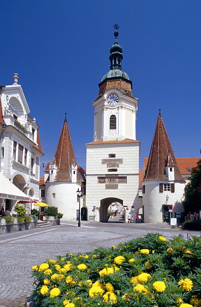 City of Krems, Austria, Lower Austria, Wachau Region