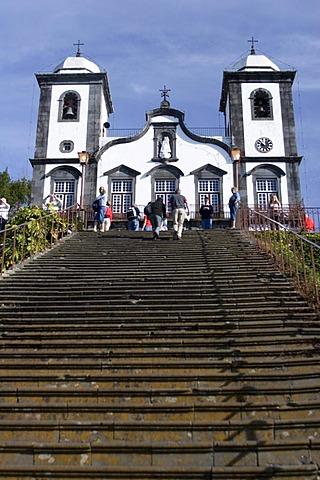Igreja de Nossa Senhora do Monte, Madeira, Portugal