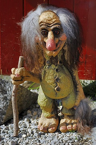 Troll figurine, Norway