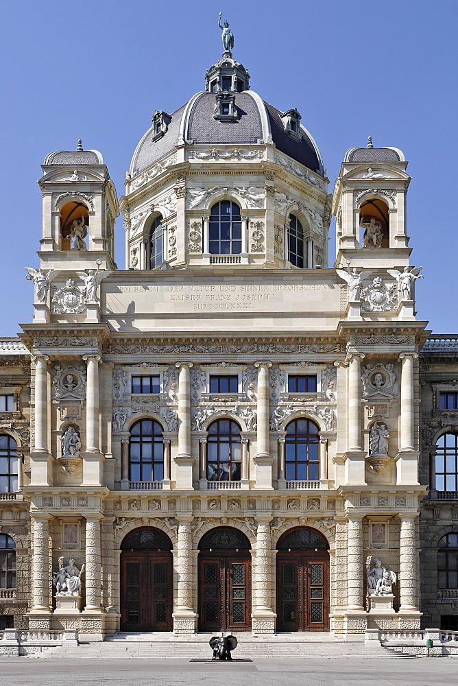 Museum of Natural History, Vienna, Austria, Europe
