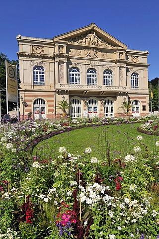 Theatre, Baden-Baden, Baden-Wuerttemberg, Germany, Europe
