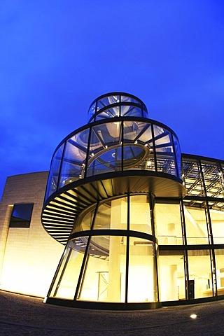 Extension building to the Deutsches Historisches Museum (German history museum), Berlin, Germany