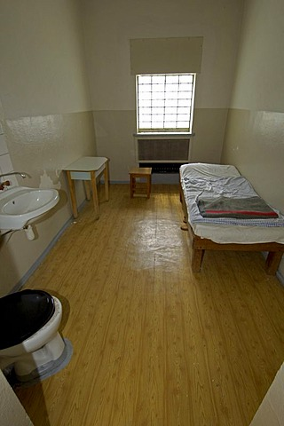 Cell of the further secret service of the gdr in berlin, Germany
