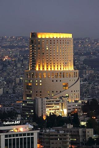 JOR, Jordan, Amman: Le Royal Hotel Amman. |