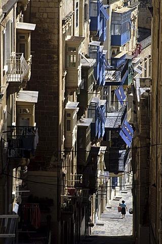 St. Ursula Street, Valletta, Malta