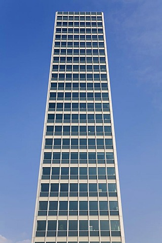 Mannesmann high-rise, today vodafone, Duesseldorf, NRW, Germany