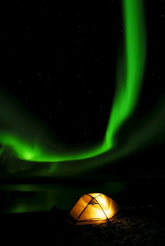 Northern Lights, aurora borealis, sweden, swedish lappland