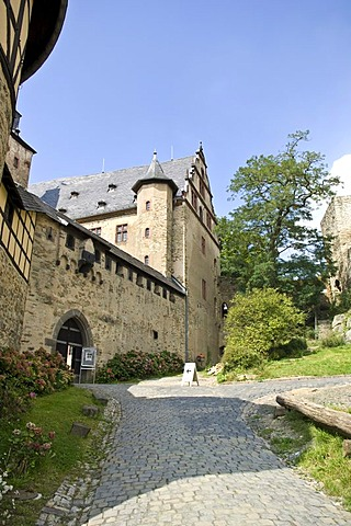 Castle Kronberg, Kronberg in Taunus, Hesse, Germany
