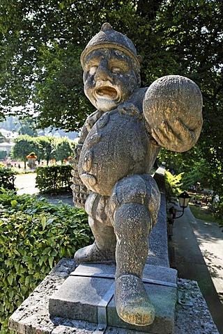 Dwarf in Zwerglgarten (Dwarf Garden), Salzburg , Austria