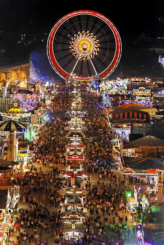 Oktoberfest, Munich beer festival, Bavaria, Germany