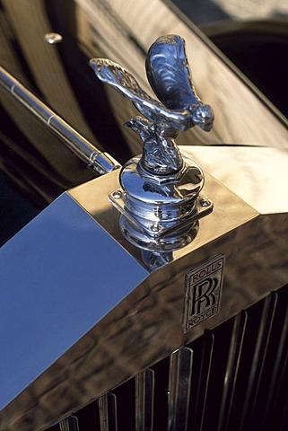 Emily, radiator mascot, Rolls-Royce