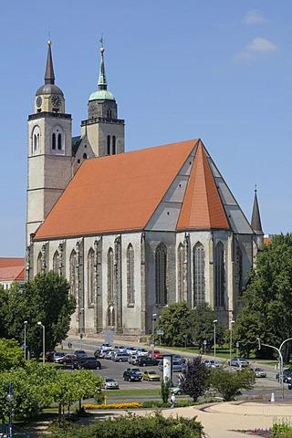 Johanniskirche Church, Magdeburg, Saxony-Anhalt, Germany, Europe