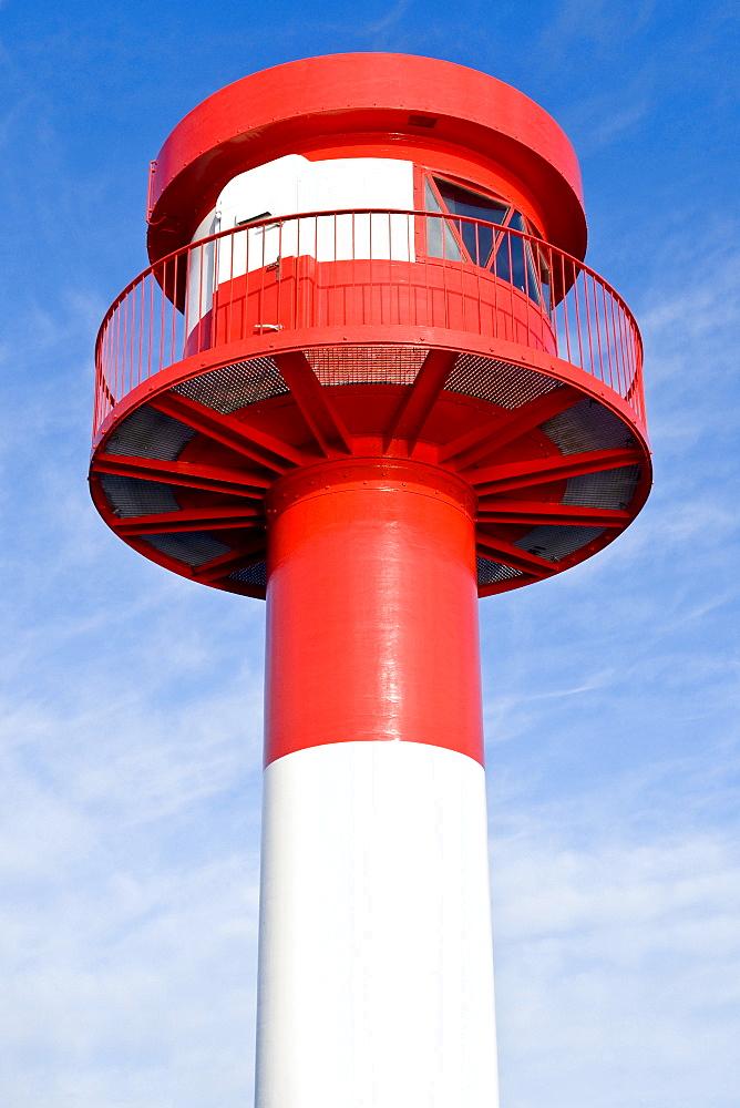 Lighthouse, Eckernfoerde, Schleswig-Holstein, Germany, Europe