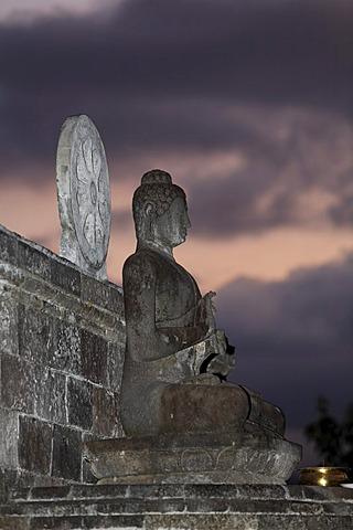 "Buddhist monastery ""Brahma Vihara-Arama"", Bali, Indonesia"