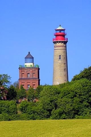 Lighhouse, Cape Arkona, Ruegen, Mecklenburg-Western Pomerania, Germany