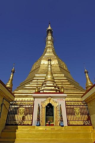 Sulepagoda, Yangoon, Myanmar, Burma