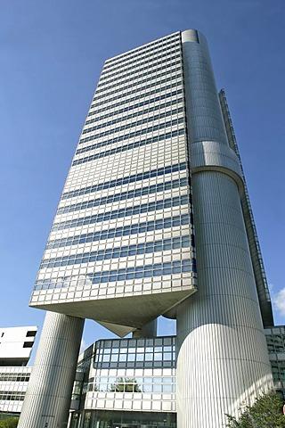 HypoVereinsbank, headquarters, Munich, Bavaria, Germany