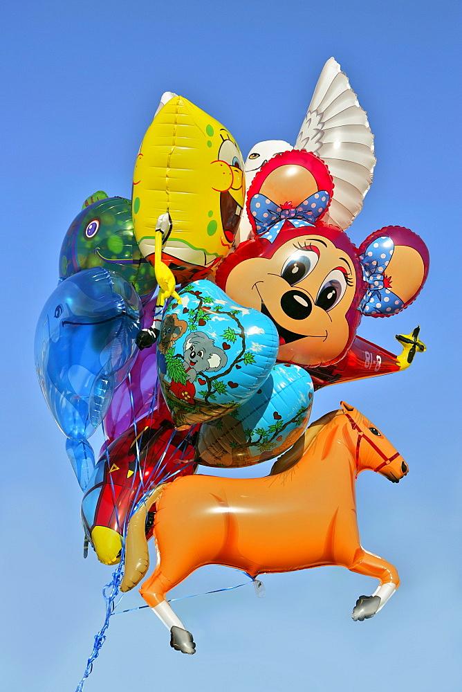 Balloons, mix