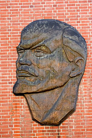Lenin, East - Berlin, Germany