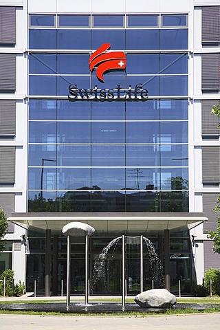 Swiss Life office in Munich